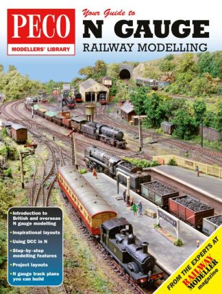 Peco PM-204 Your Guide to N Gauge Railway Modelling