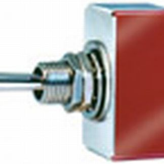Peco PL-21 Four Pole Double Throw Toggle Switch (for use with SL-E383F)