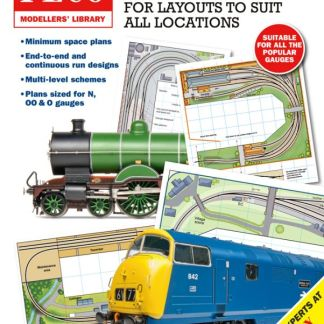 Peco PM-202 A Compendium Of Track Plans For Layouts To Suit All Locations