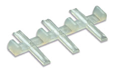 Peco SL-111 Code 75 Insulated Rail Joiners (12)