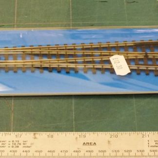 Peco SL-88  Code 100 Insulfrog Large Radius Right Hand Point (OO gauge)