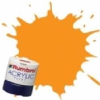 Humbrol RC420 Orange Lining - Rail Colours Acrylic Paint 14ml