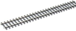 Peco SL-700BH Code 124 Wood Sleeper Type Bullhead Flexible Track (1 Yard - O gauge) **Collection only **