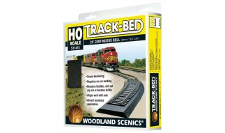 Woodland Scenics ST1474 HO / OO Track-Bed™ Roll (24'/7.31m)