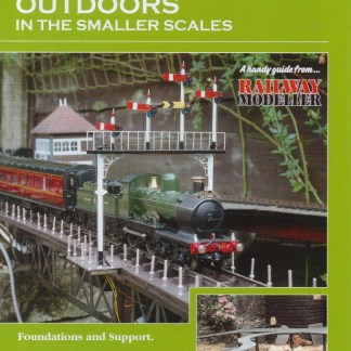 Peco SYH-18 Railway Modelling Outdoors In The Smaller Scales