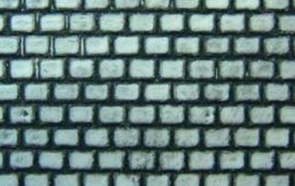 South Eastern Finecast FBS715 O 7mm Scale Slate Embossed Styrene Sheet