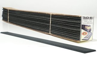 Woodland Scenics ST1471 HO / OO Track-Bed™ Strips (Standard Pack) **Collection only **