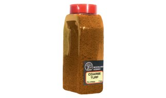 Woodland Scenics T1354 Coarse Turf Shaker - Fall Orange