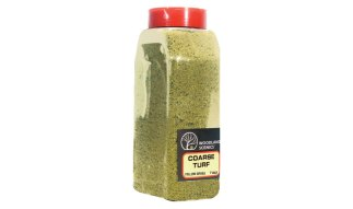 Woodland Scenics T1361 Coarse Turf Shaker - Yellow Grass