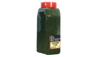 Woodland Scenics T1364 Coarse Turf Shaker - Medium Green