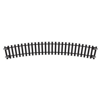 Hornby R608 Single Curve 3rd Radius (OO gauge)
