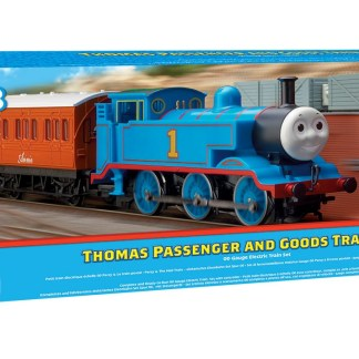 Hornby R9285 Thomas & Friends™ - Thomas Passenger and Goods Train Set (OO gauge) (**Collection only**)