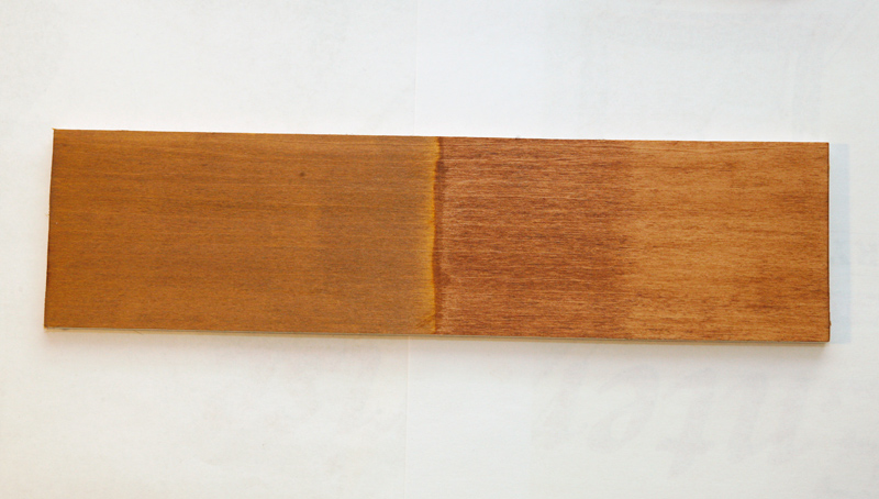 Linseed Oil Stain