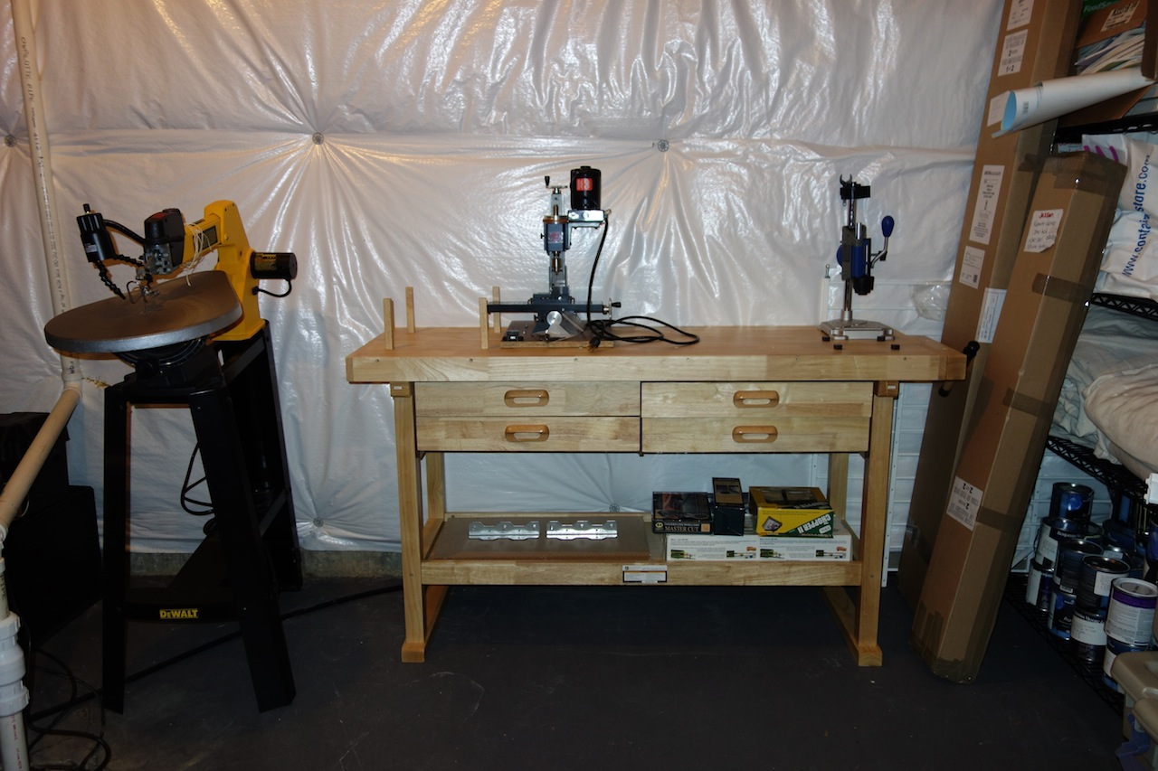 60 Inch Workbench Harbor Freight