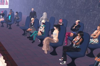 MWSC Graffiti Couture - Audience