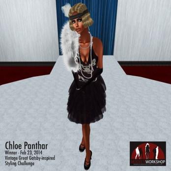 Chloe Panthar - Winner - Feb 23
