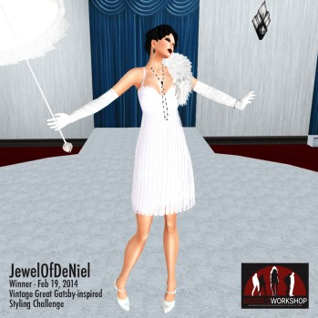JewelOfDeNiel - Winner - Feb 19, 2014