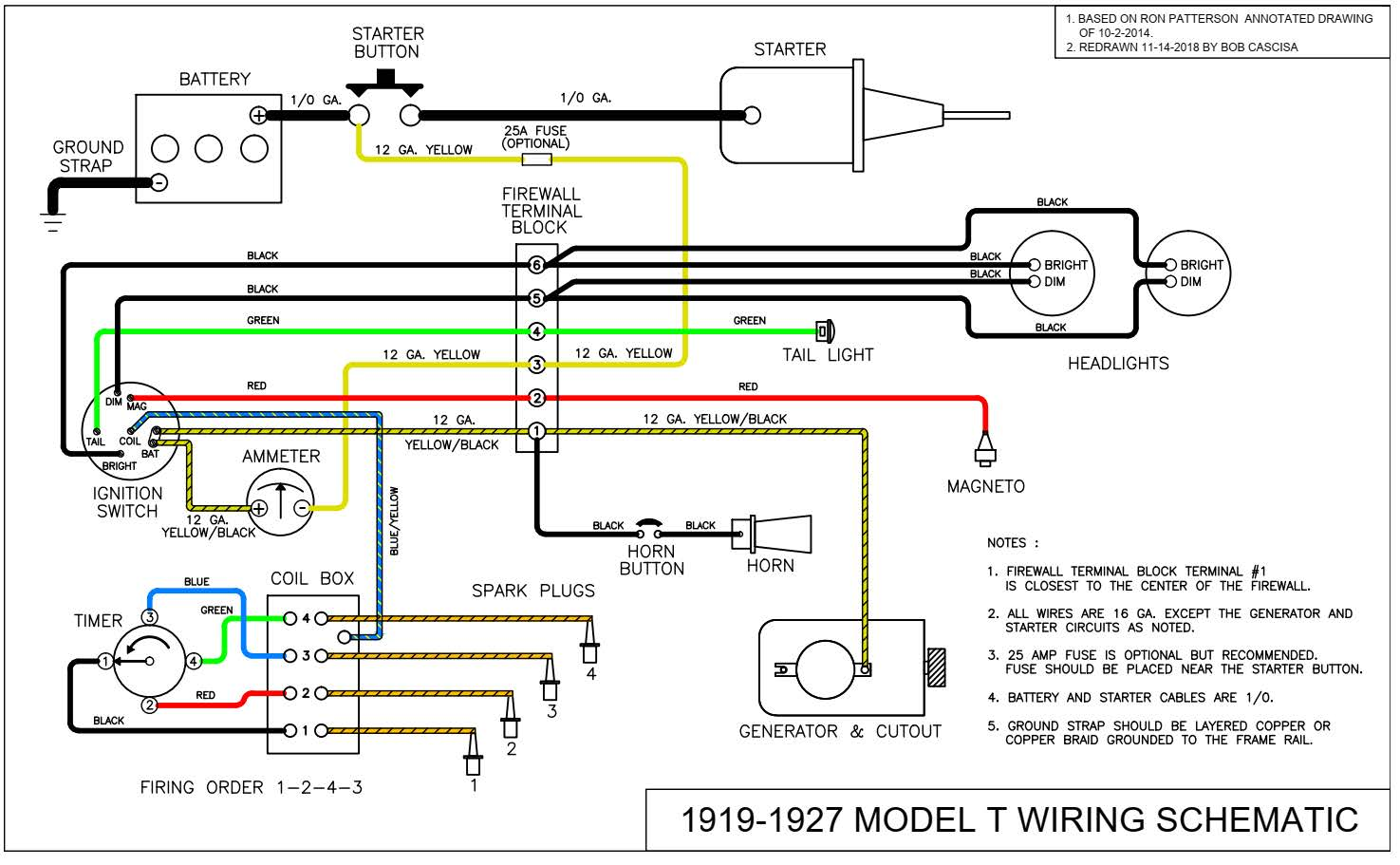 hight resolution of alternator and starter schematic diagrams of 1964 ford b f and t 64 falcon wiring diagram