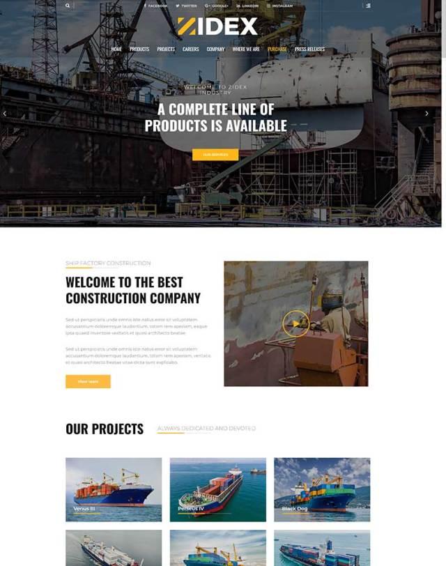Ship Factory