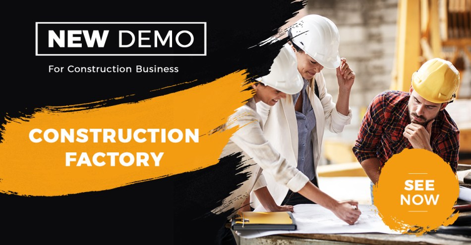 Zidex - WordPress industrial and factory theme - 4
