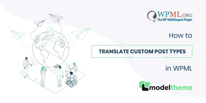 How to Translate Custom Post Types with WPML