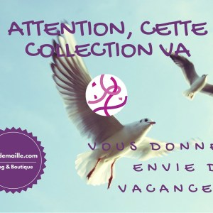 Attention, cette collection va vous donner envie de vacances! Focus sur les tops
