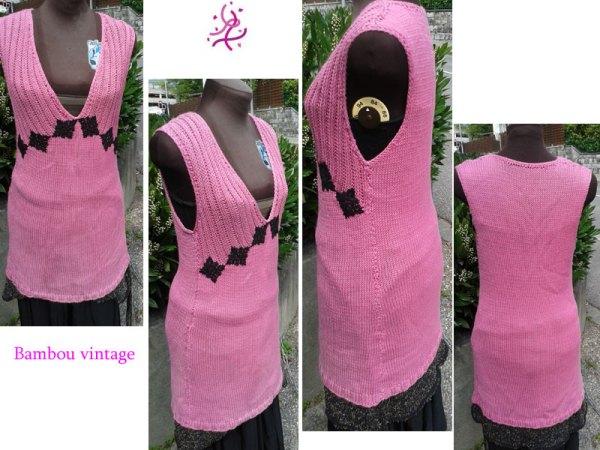 Vous cherchez une tenue décontractée tout en restant sophistiquée? Alors ce top est pour vous!