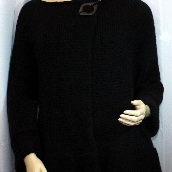 Veste Sirocco, couleur noire