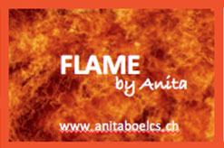 Flame by Anita