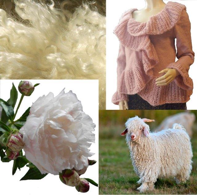 Veste poudreuse: toute en légèreté et douceur