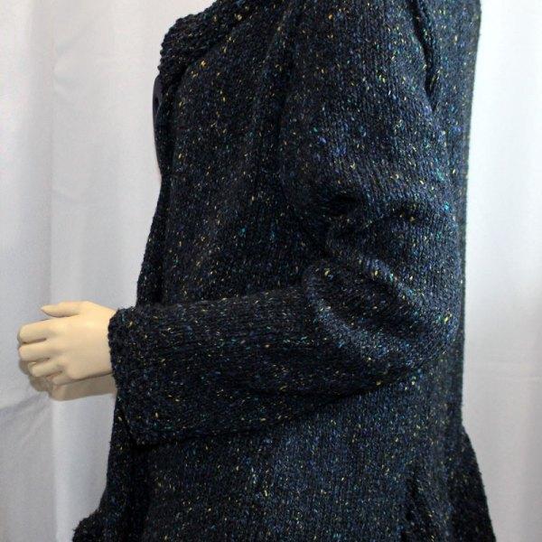 Veste Yack Tweed à basques