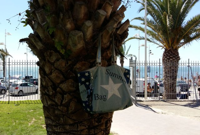 Summer Bag en vacances