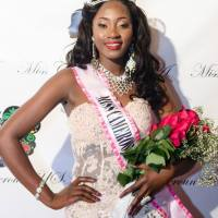 THE CROWNED QUEEN OF MISS CAMEROON USA 2014