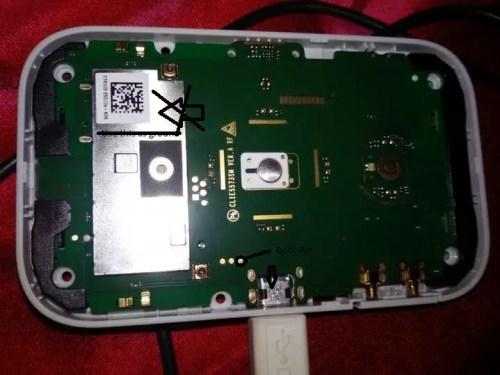 E5573 boot image