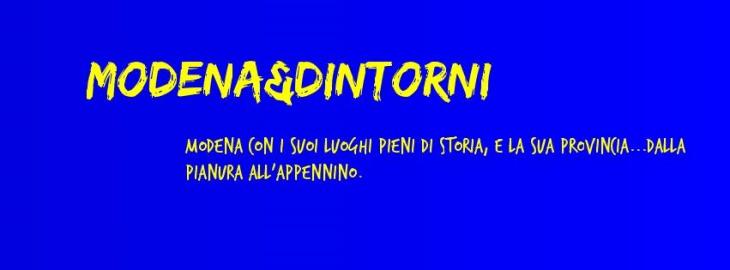 copertina Modena&Dintorni