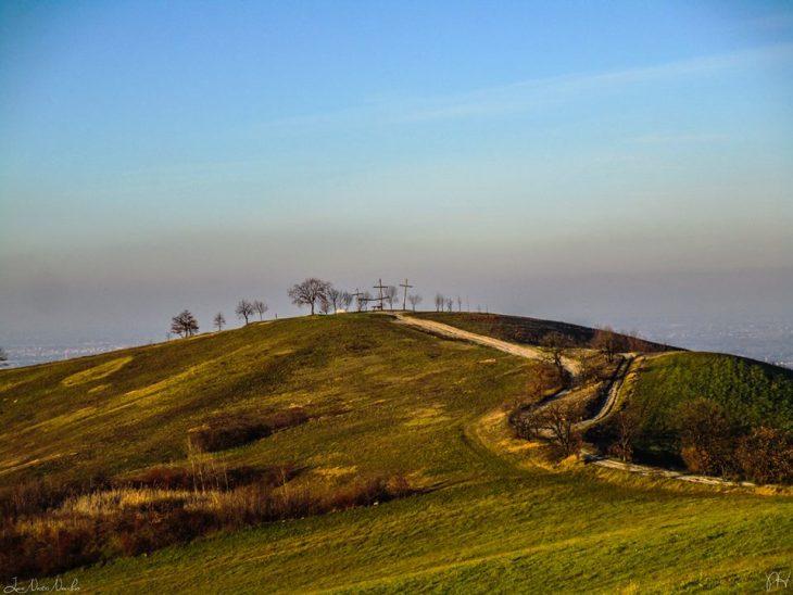 Vista sul Monte Tre Croci, Foto di Luca Nacchio