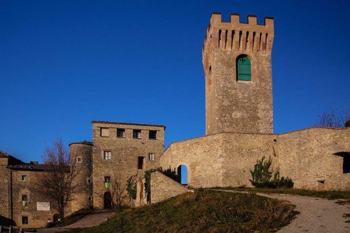 Castello di Montecuccolo - Foto Ruggero Baldaccini