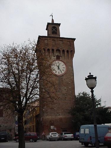 Torre dei Modenesi - Terremoto
