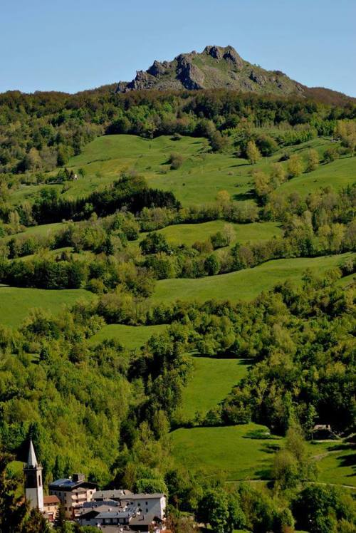 Monte Sasso Tignoso - Verdi
