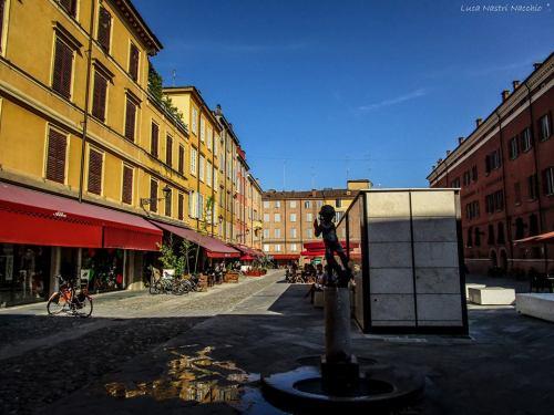 Fontana del Putto con l'oca - Fontane