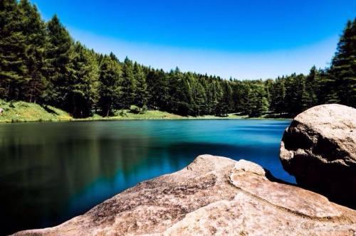 Lago della Ninfa - La Ninfa del lago