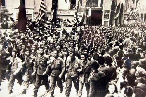 Liberazione, Modena, 22 Aprile