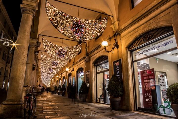 Portico Collegio, Modena - foto Angelo Nacchio