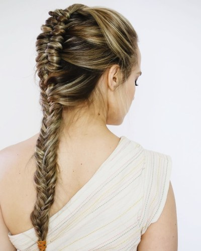 Here S How To Style Your Hair With Less Heat Damage Modena Hair Institute