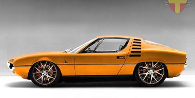1970 Alfa Romeo Montreal EVO
