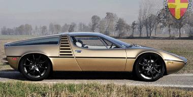 Maserati Bora EVO