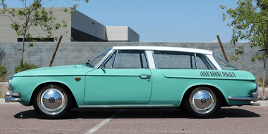 1966 VW Type 34 Karmann Ghia Wagon