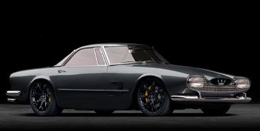 1966 Maserati 5000 GT