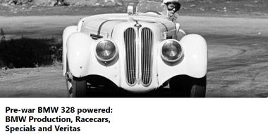 Pre-war BMW 328 powered