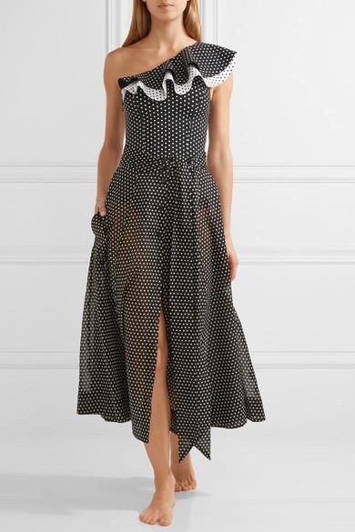 Lisa Marie Fernandez maxi skirt